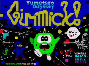 Gimmick! Yumetaro Odyssey - Ladescreen