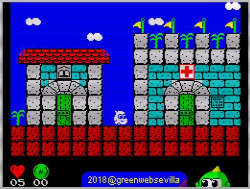 Gimmick! Yumetaro Odyssey - Screen