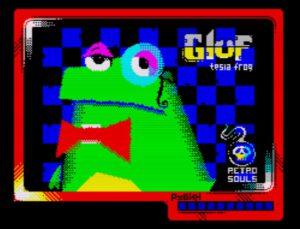 Gluf - Ladescreen