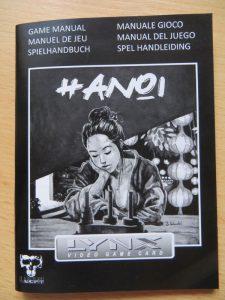 Hanoi - Spielhandbuch