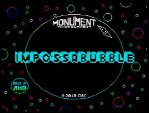 Impossabubble - Ladescreen