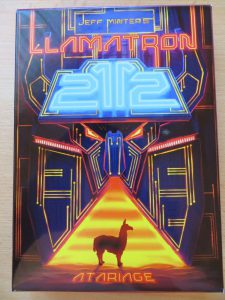 Jeff Minter Classics - Llamatron 2112