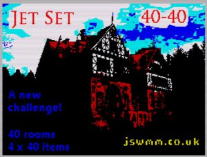 Jet Set 40-40 - Ladescreen