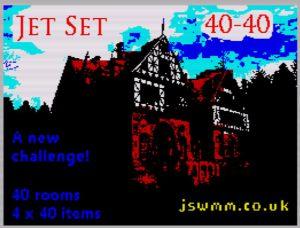 Jet Set 40-40 - Ladescreen