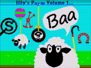 Jillys Farm Vol. 1 - Sokobaarn - Ladescreen