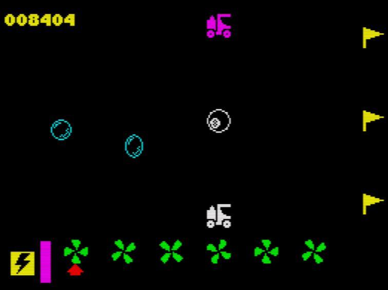 Jubbles - Screen