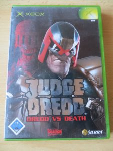 Xbox Spiel: Judge Dredd - Dredd vs Death