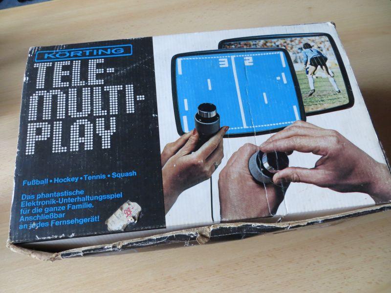 Körting Tele-Multi-Play Schachtel