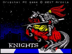 Knights - Ladescreen