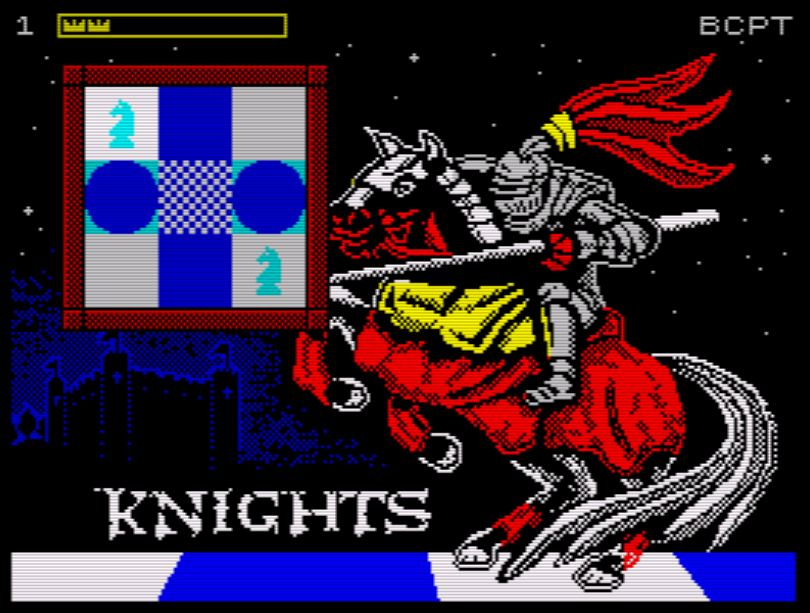 Knights - Screen