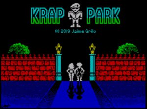 Krap Park - Ladescreen