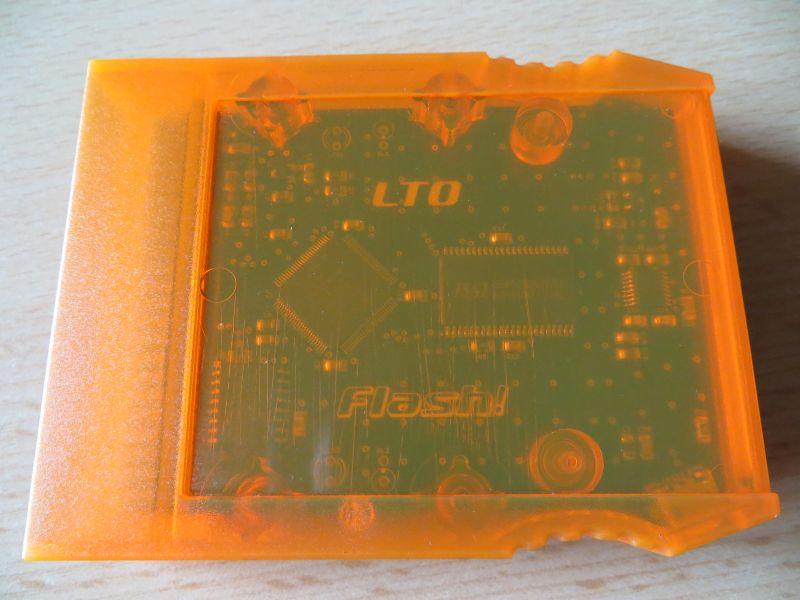 LTO Flash - Oberseite