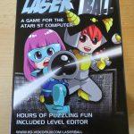 Laserball 2015