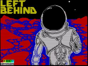 Left Behind - Ladescreen