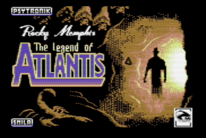Legend Of Atlantis - Ladescreen
