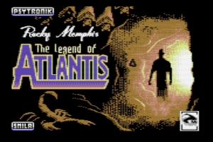 Legend Of Atlantis - Ladescreen