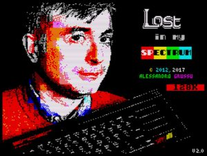Lost in My Spectrum 2.0 - Ladescreen