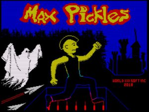 Max Pickles I - Ladescreen