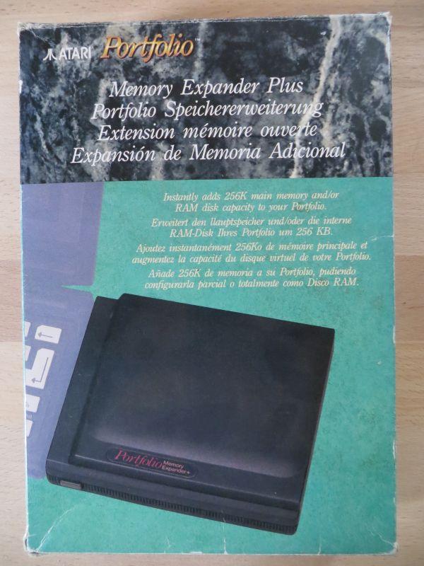 Memory Expander Plus