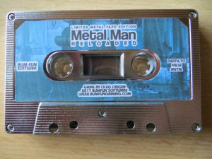 Metal Man Reloaded - Kassette