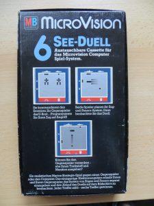 See-Duell - Box Rückseite