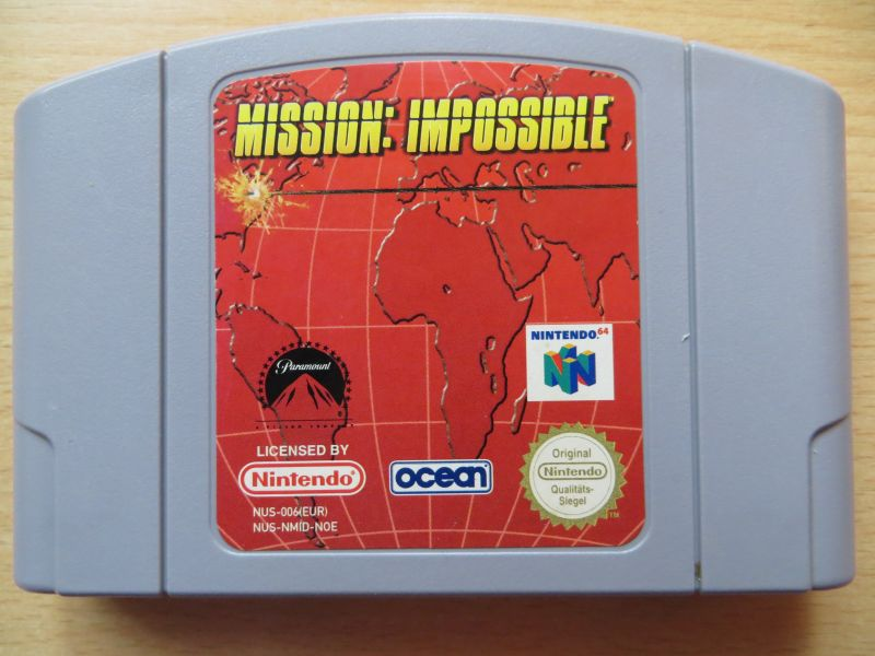 Mission - Impossible