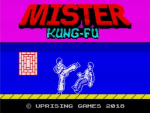 Mister Kung-Fu - Ladescreen