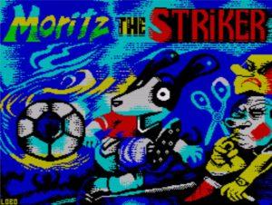 Moritz The Striker - Ladescreen
