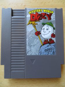 Mystery World Dizzy - Cartridge
