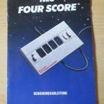 NES Four Score - Manual