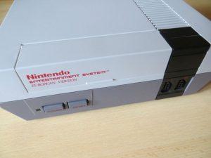 NES Frontseite