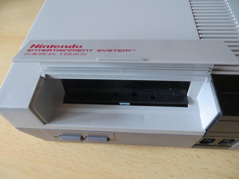 NES Modulschacht