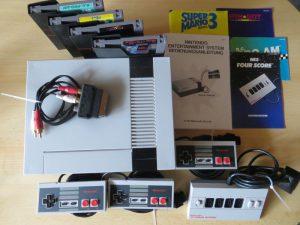 NES komplett
