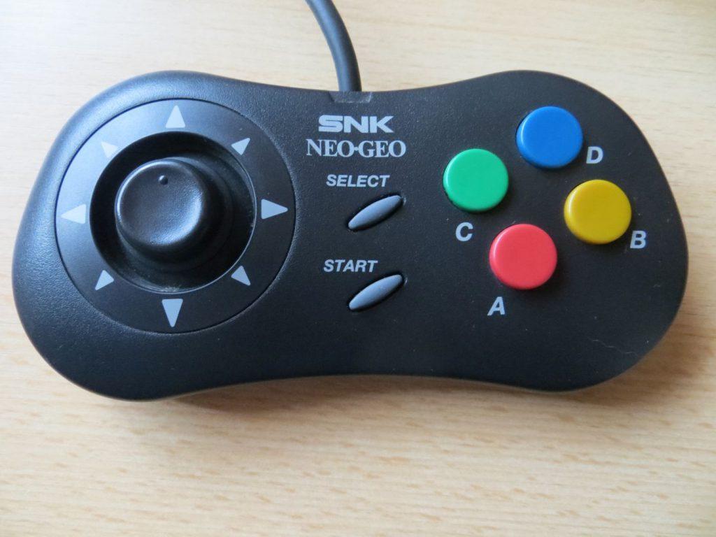 Neo Geo CD - Controller