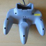 Nintendo 64 Controller Unterseite