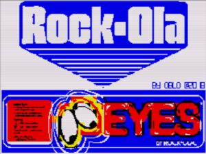 O-Eyes - Ladescreen