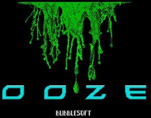 Ooze - Ladesbildschim