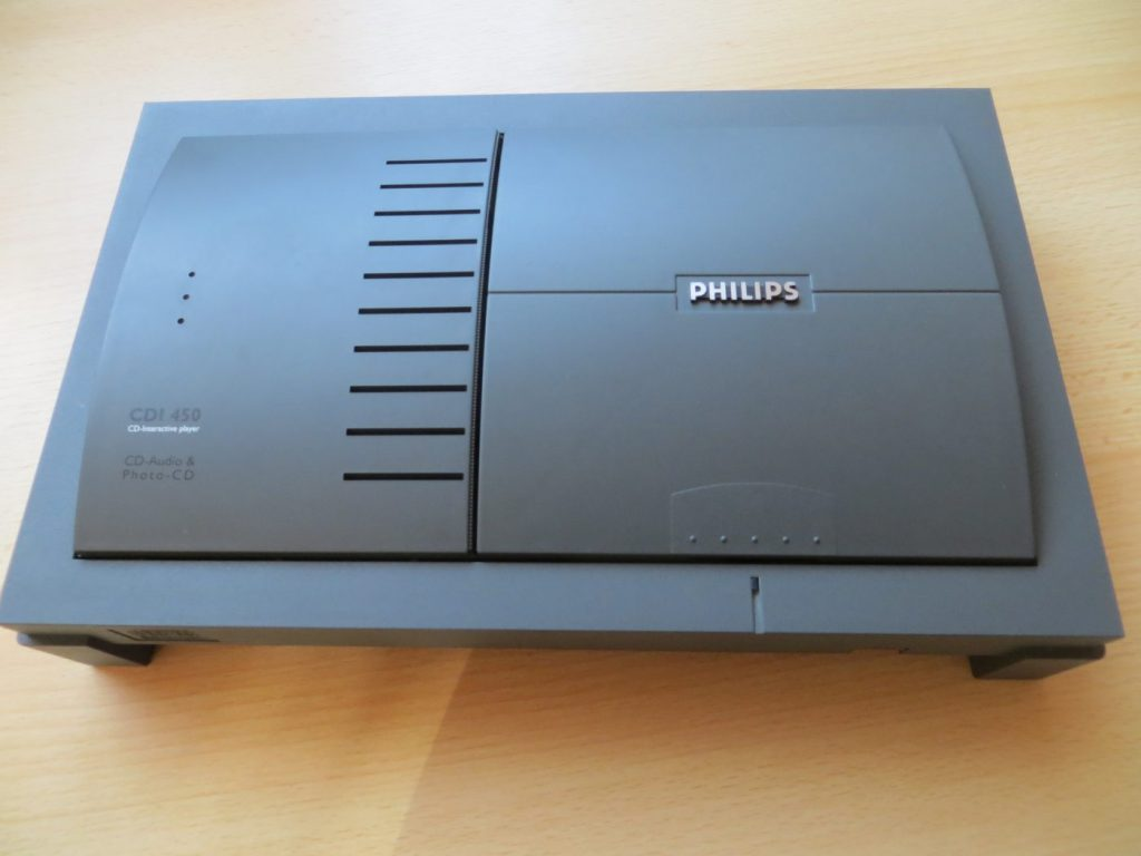 Philips CDi 450