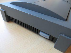 Philips CDi 450 Ein- Ausschalter