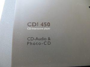 Philips CDi 450 Modell