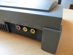 Philips CDi 450 Videoanschluss