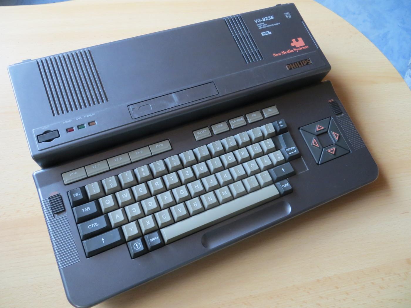 Philips VG-8235