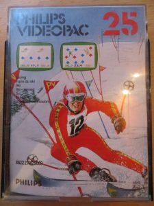 25 Skiing
