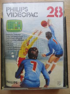 28 Electronic Volleyball