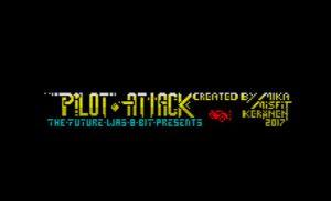 Pilot Attack - Ladescreen