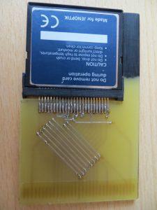 Portfolio CF Adapter Rückseite