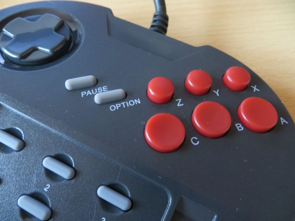 Pro Controller - Buttons