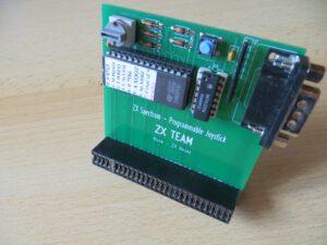 Programmable Joystick Interface