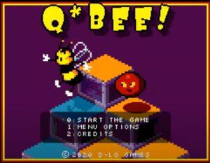 QBee - Ladescreen