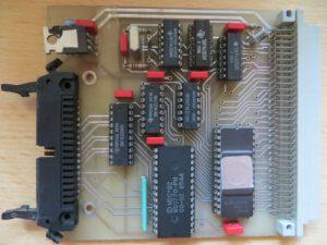 QDOS Disc Controller